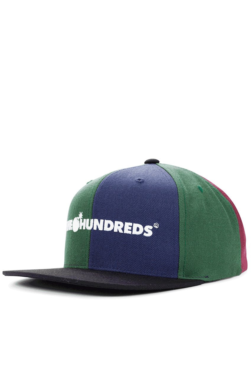 Break Snapback-HEADWEAR-The Hundreds UK
