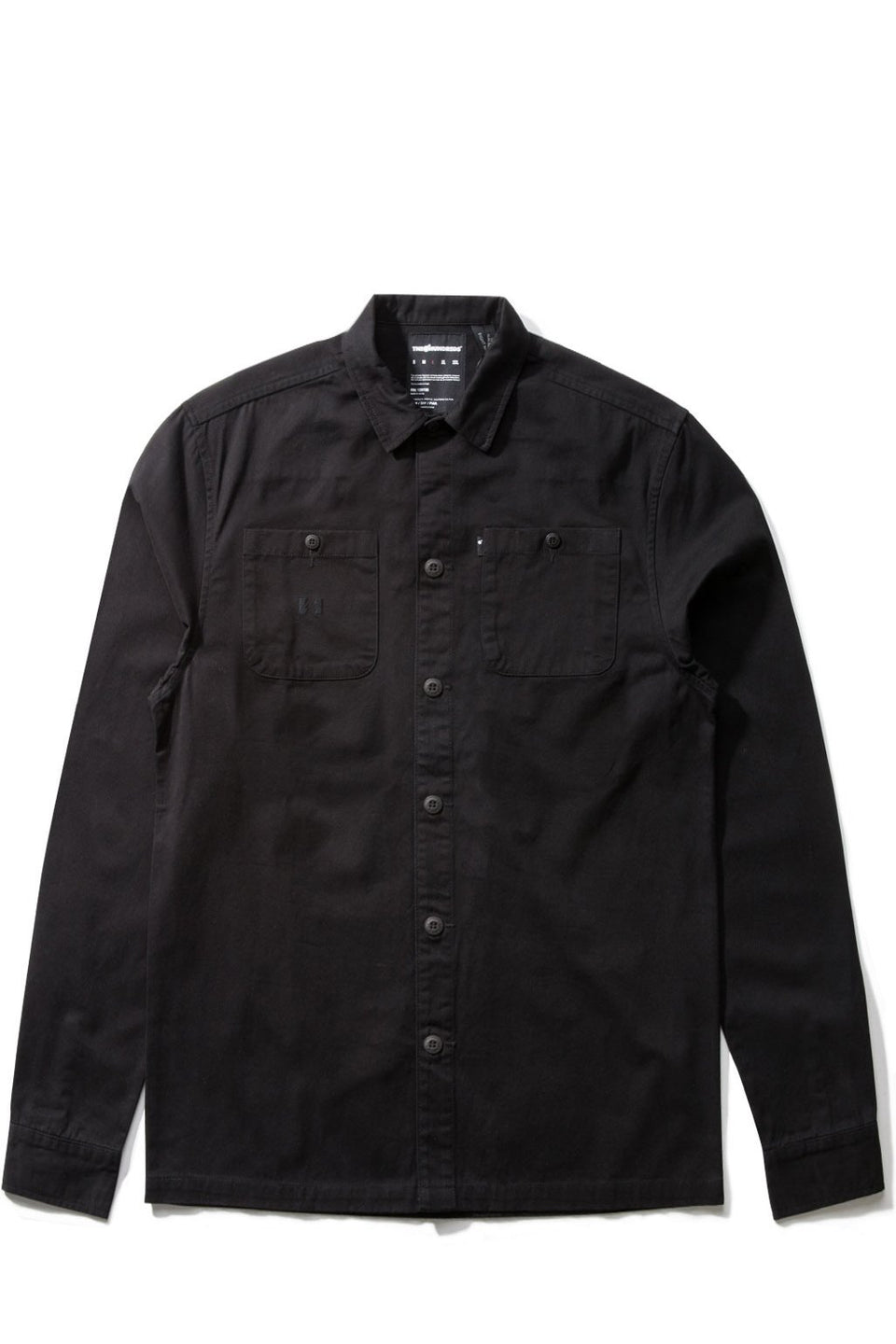 Labor Button-Up-TOPS-The Hundreds UK