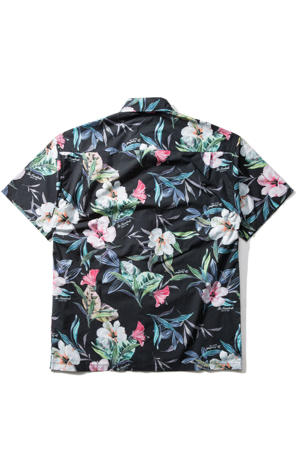 Hibiscus S/S Button-Up-ACCESSORIES-The Hundreds UK