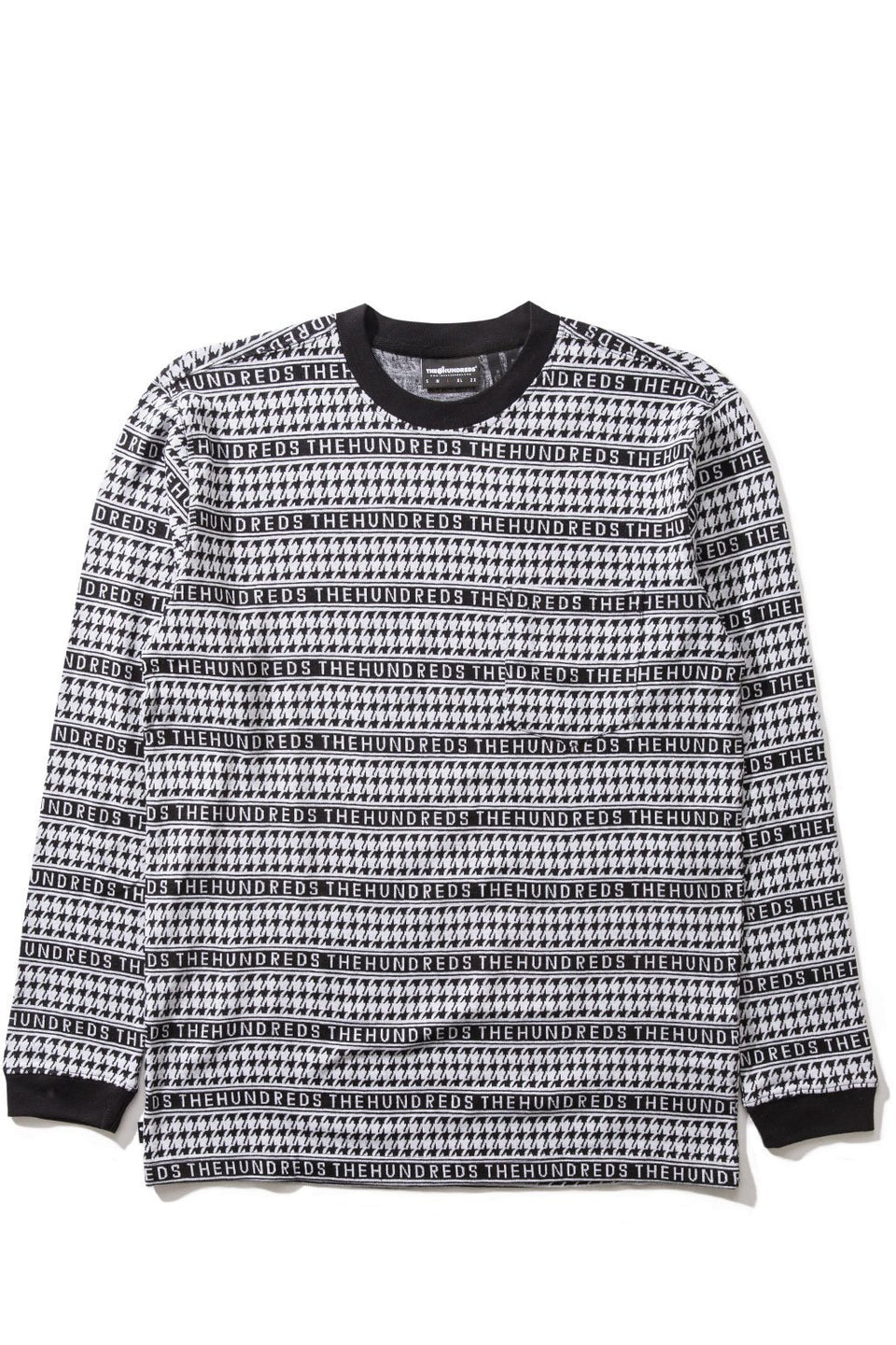 Hounds L/S Shirt-TOPS-The Hundreds UK