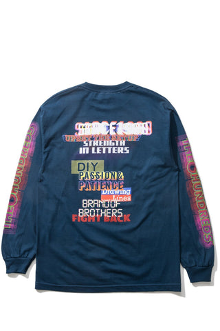 Gone Bar Logo L/S Shirt