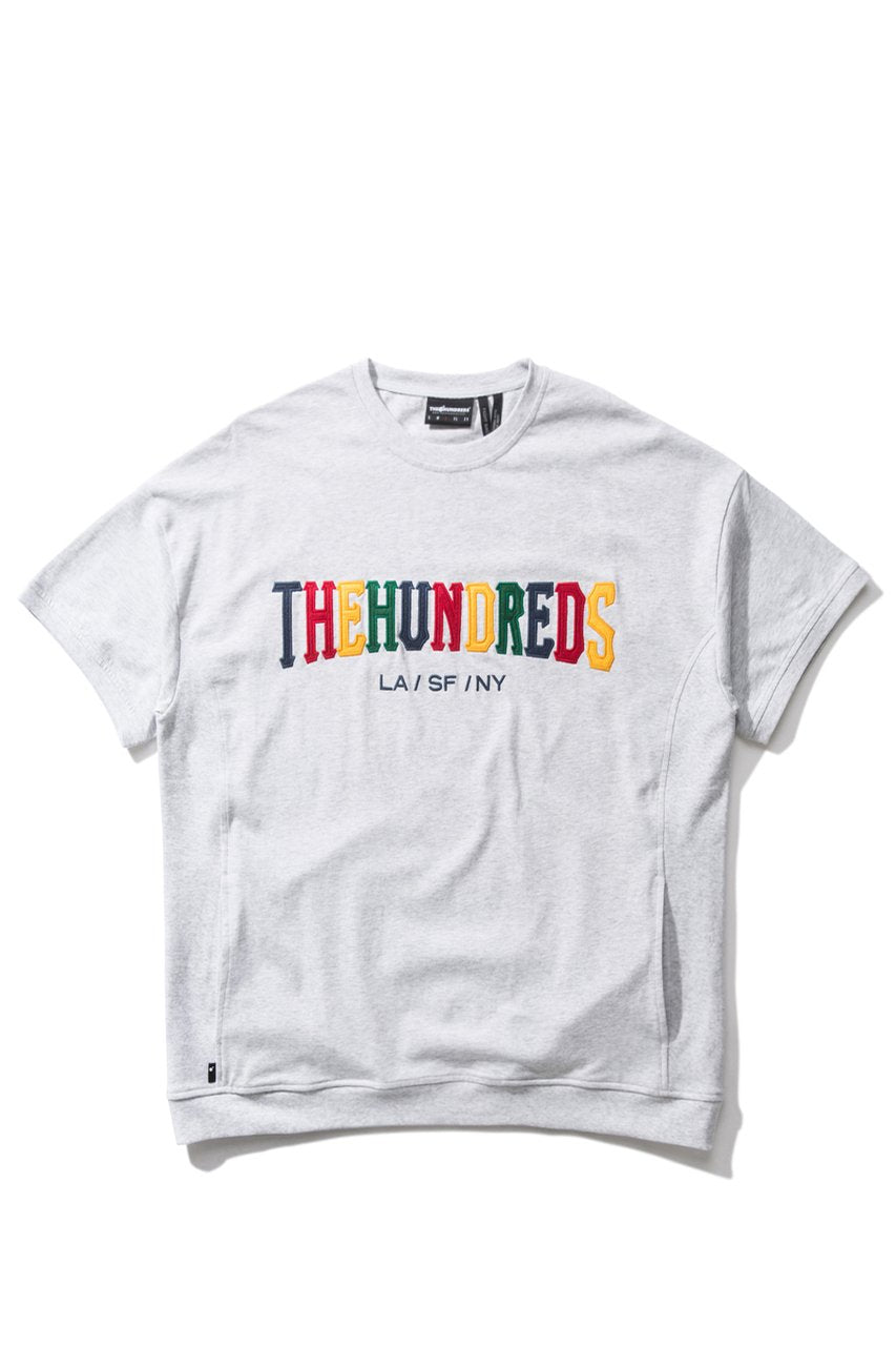 Varsity S/S Crewneck-TOPS-The Hundreds UK