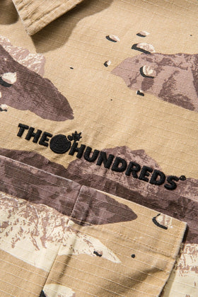 Dust S/S Woven-TOPS-The Hundreds UK