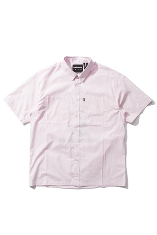 Mixer S/S Button-Up