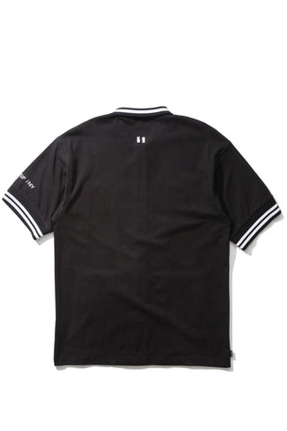Club S/S Zip-Up Jersey