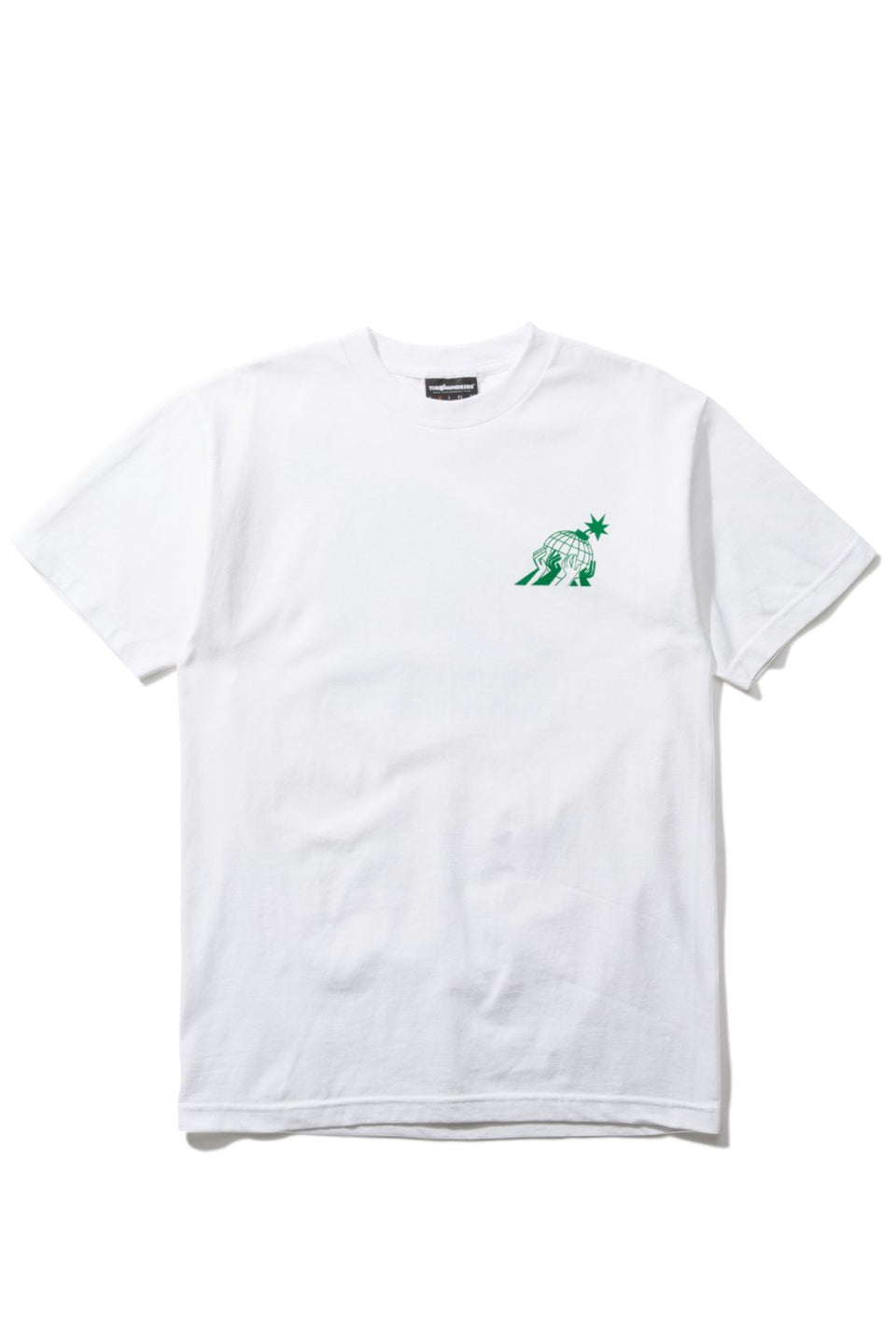 Worlds T-shirt-TOPS-The Hundreds UK