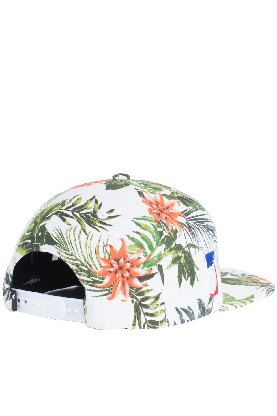 Team Floral Snapback-HEADWEAR-The Hundreds UK