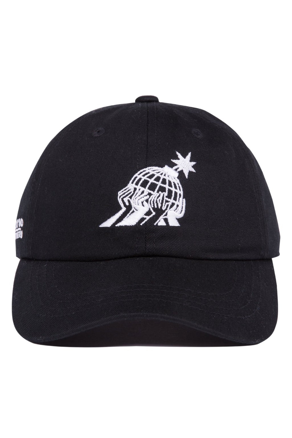Brothers Dad Hat-HEADWEAR-The Hundreds UK