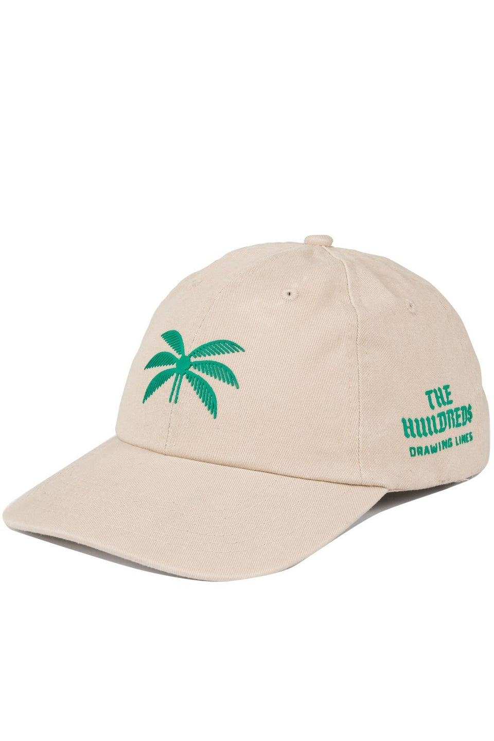 Broadway Dad Hat-HEADWEAR-The Hundreds UK