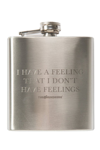 Feelings Flask