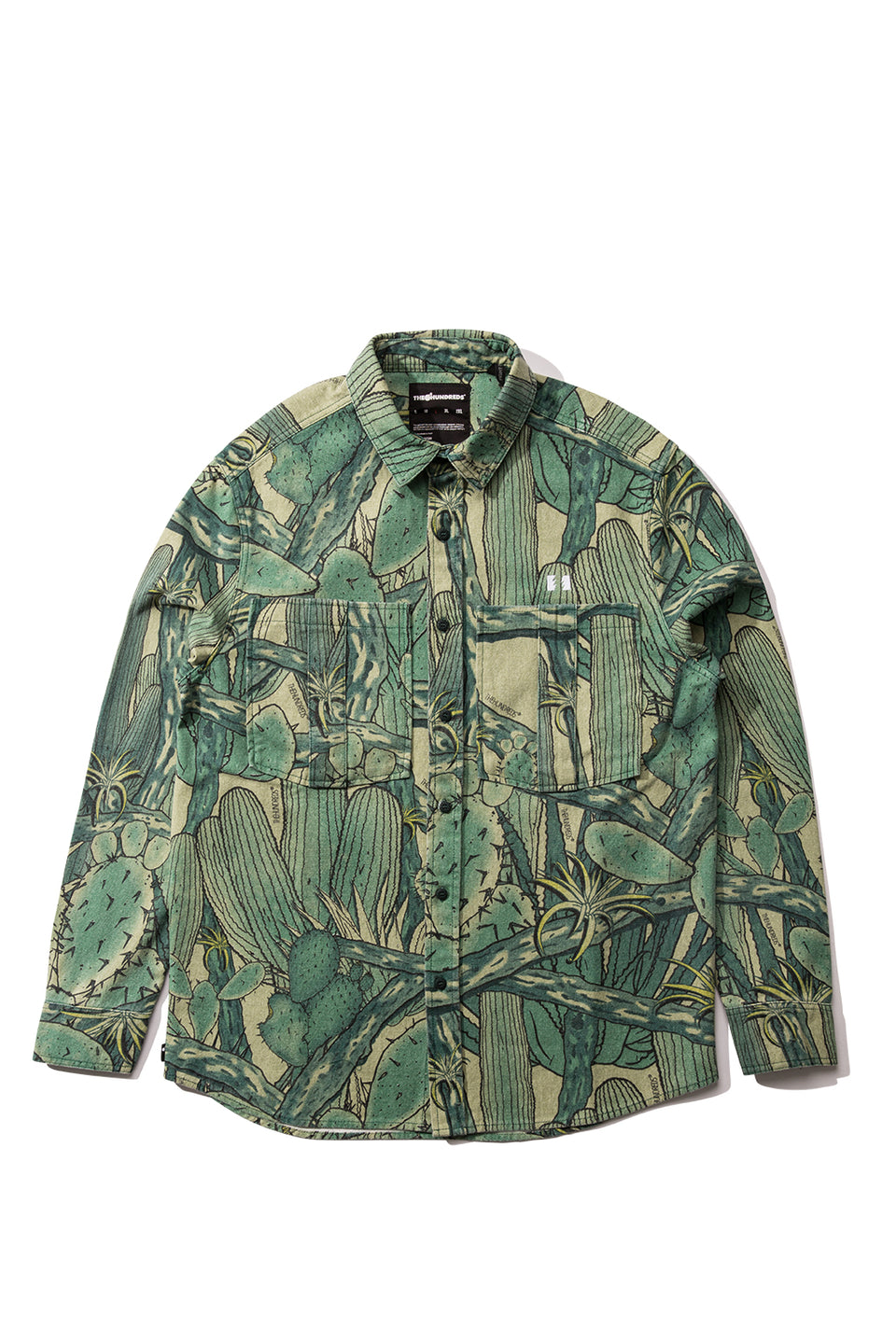 Borrow Button-Up