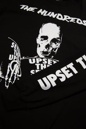 Upset Magazine LS T-Shirt