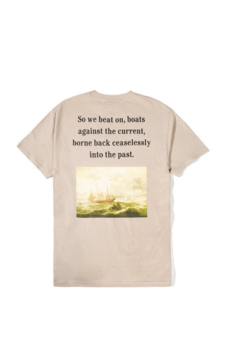 Boats Against T-Shirt