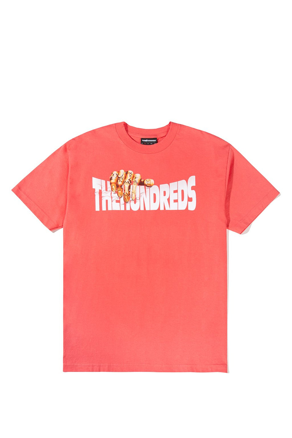 The Hundreds Dead T-Shirt TOPS Coral