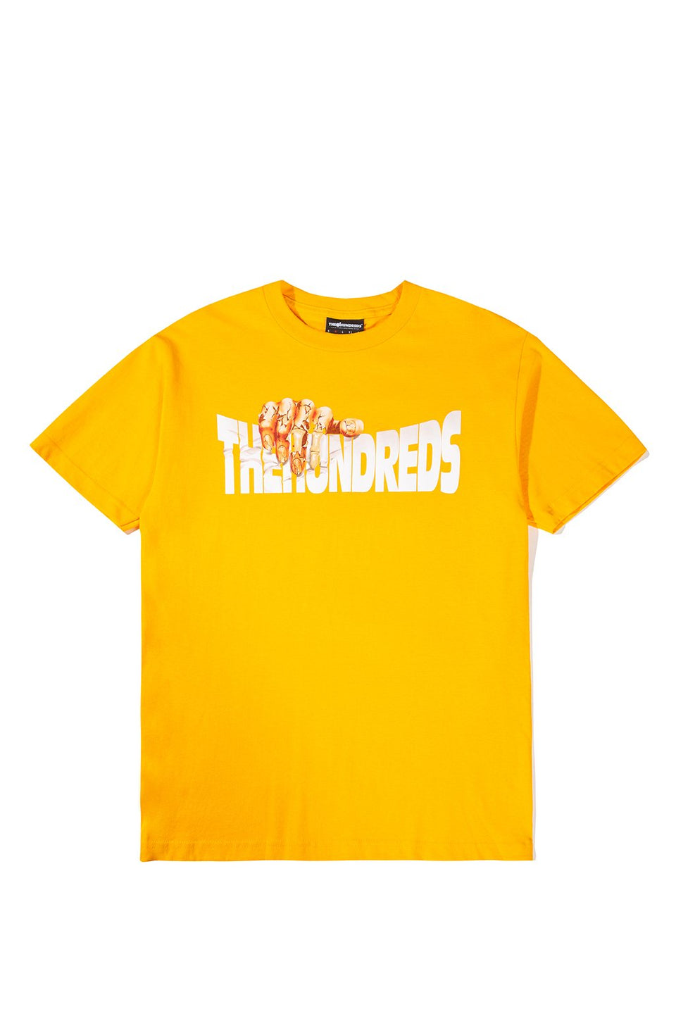 The Hundreds Dead T-Shirt TOPS Gold