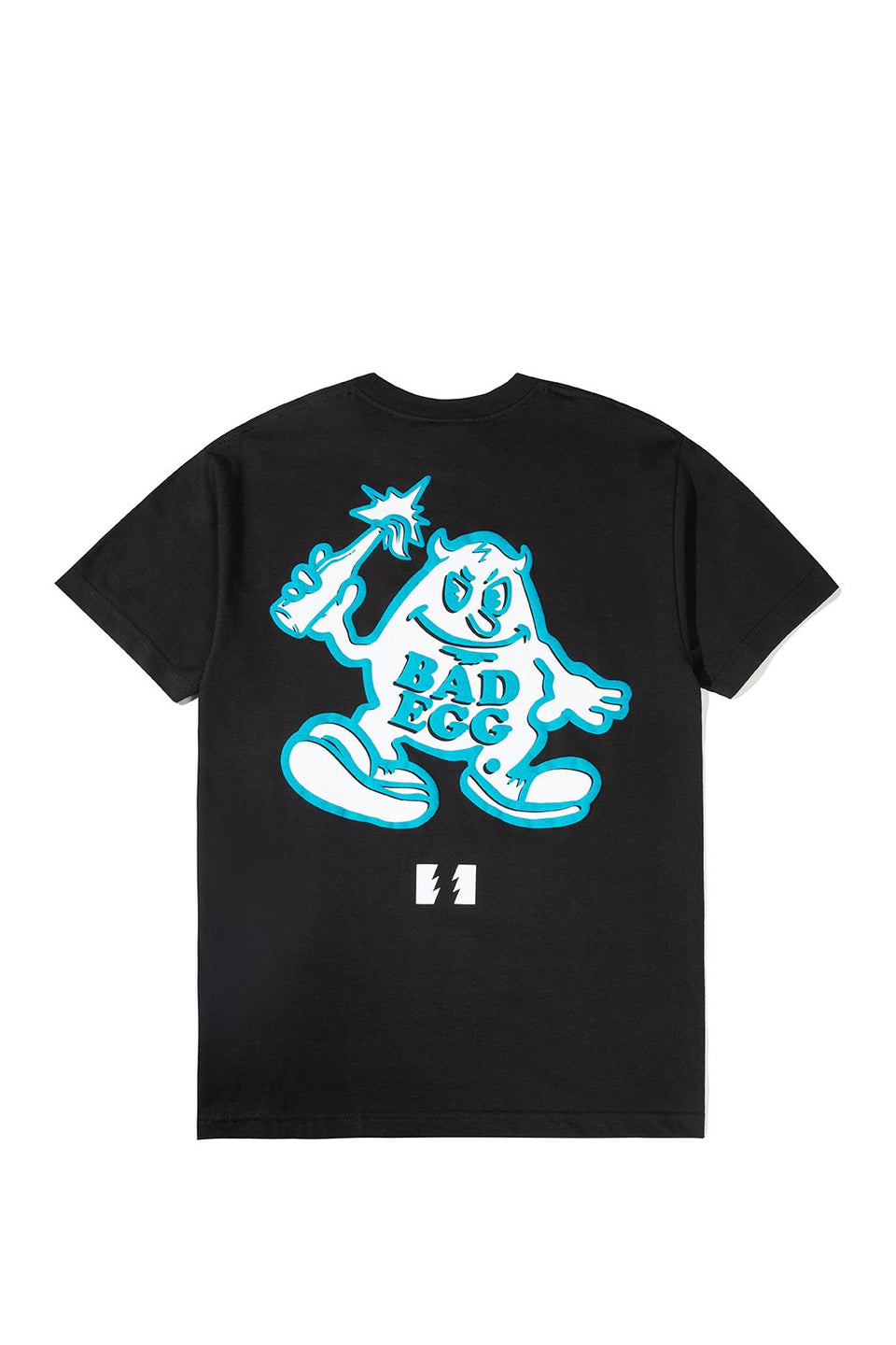 The Hundreds Deviled T-Shirt TOPS Black
