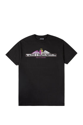 The Hundreds Duel T-Shirt TOPS Black