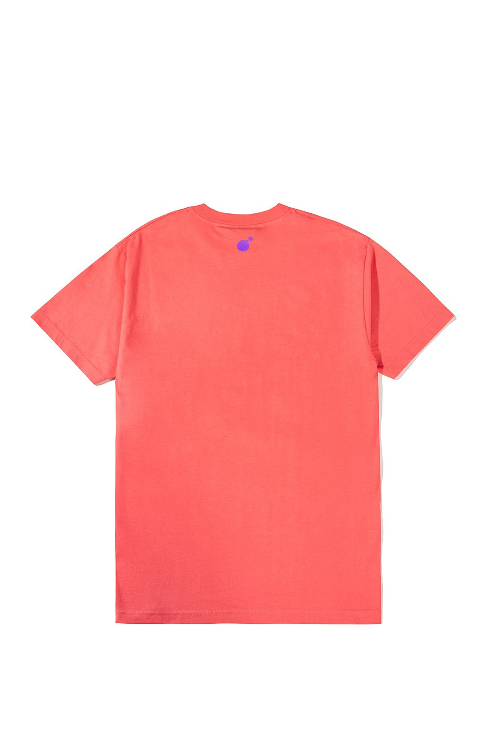 The Hundreds Gloss T-Shirt TOPS Coral