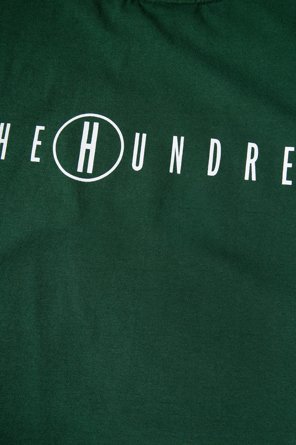 The Hundreds Haze T-Shirt TOPS Forest Green
