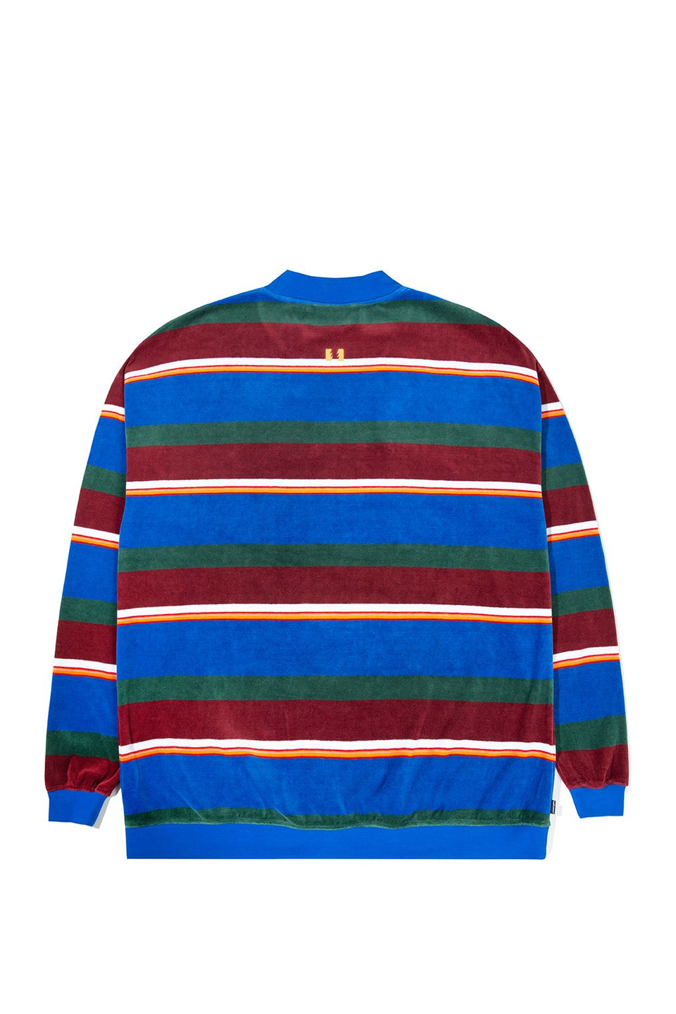 The Hundreds Peck Crewneck TOPS Blue
