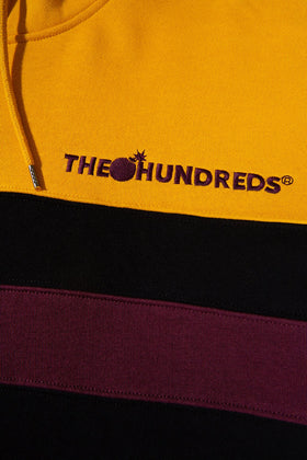 The Hundreds Passons Pullover Hoodie TOPS Gold