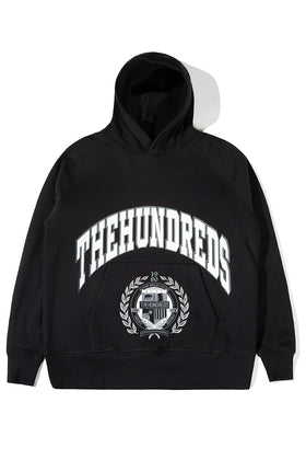 The Hundreds Alma Pullover Hoodie TOPS Black