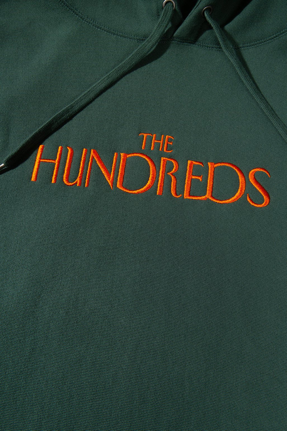 The Hundreds Dust Pullover Hoodie TOPS Alpine Green