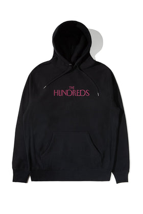 The Hundreds Dust Pullover Hoodie TOPS Black