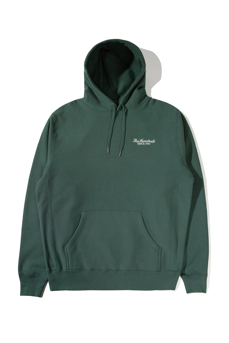 The Hundreds Rich Pullover Hoodie TOPS Alpine Green