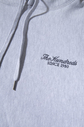 The Hundreds Rich Pullover Hoodie TOPS Athletic Heather