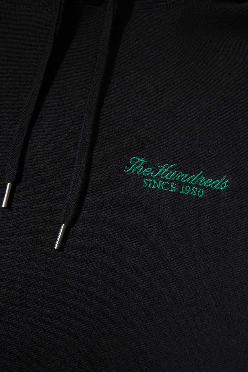 The Hundreds Rich Pullover Hoodie TOPS Black
