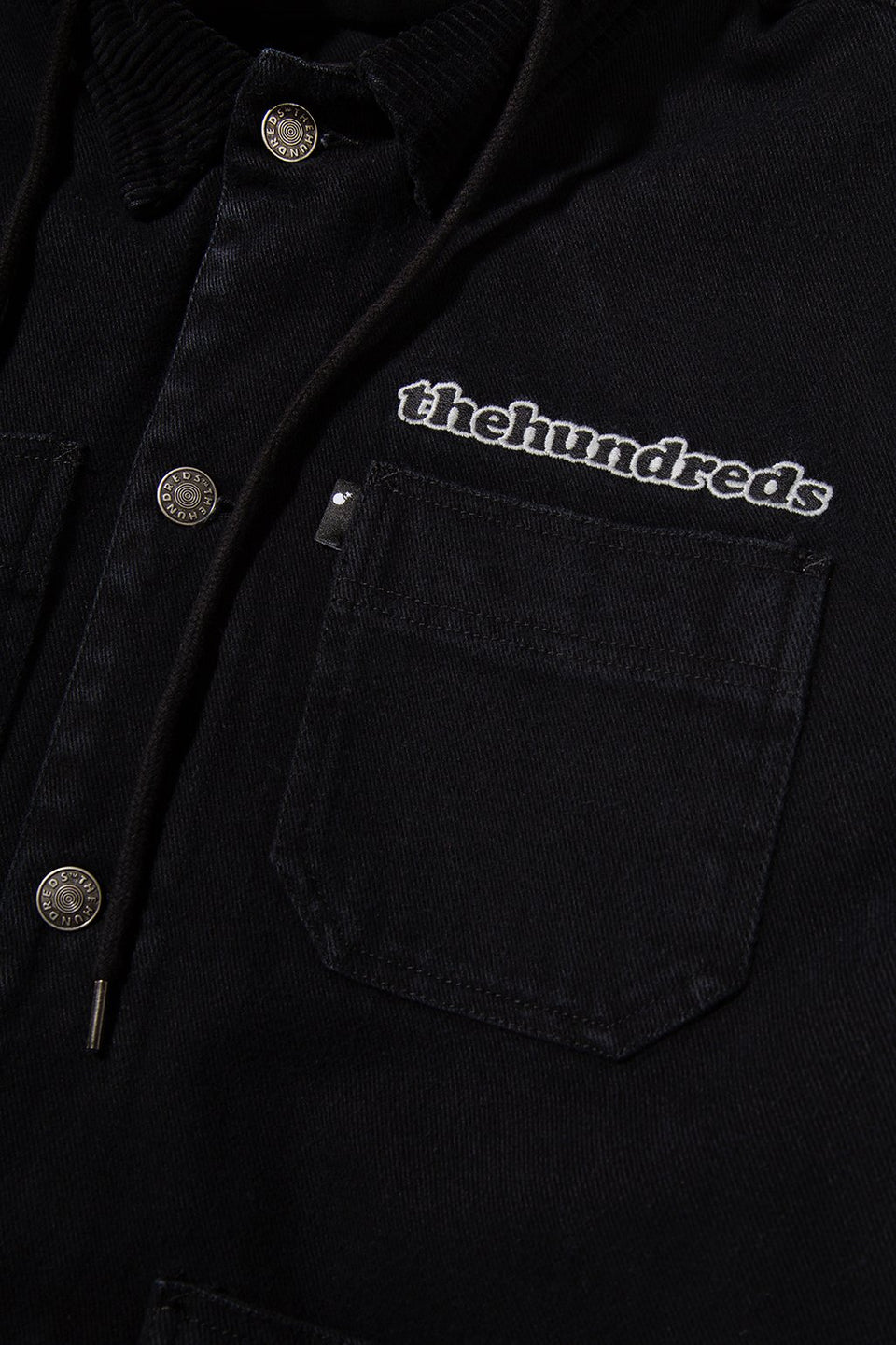 The Hundreds Chore Jacket TOPS Black