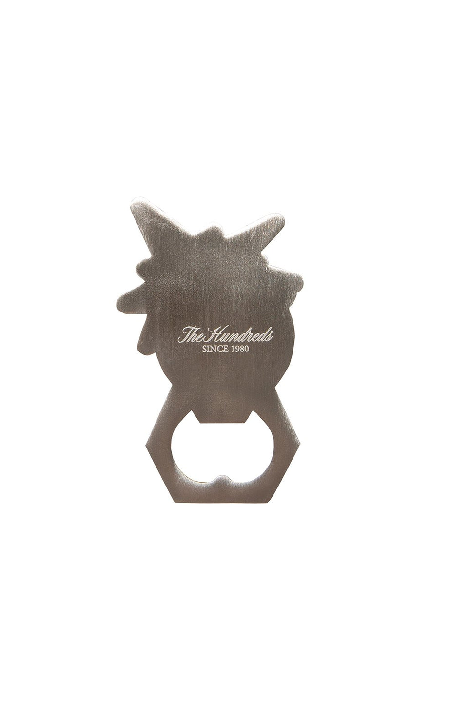 The Hundreds Adam Bottle Opener ACCESSORIES Silver