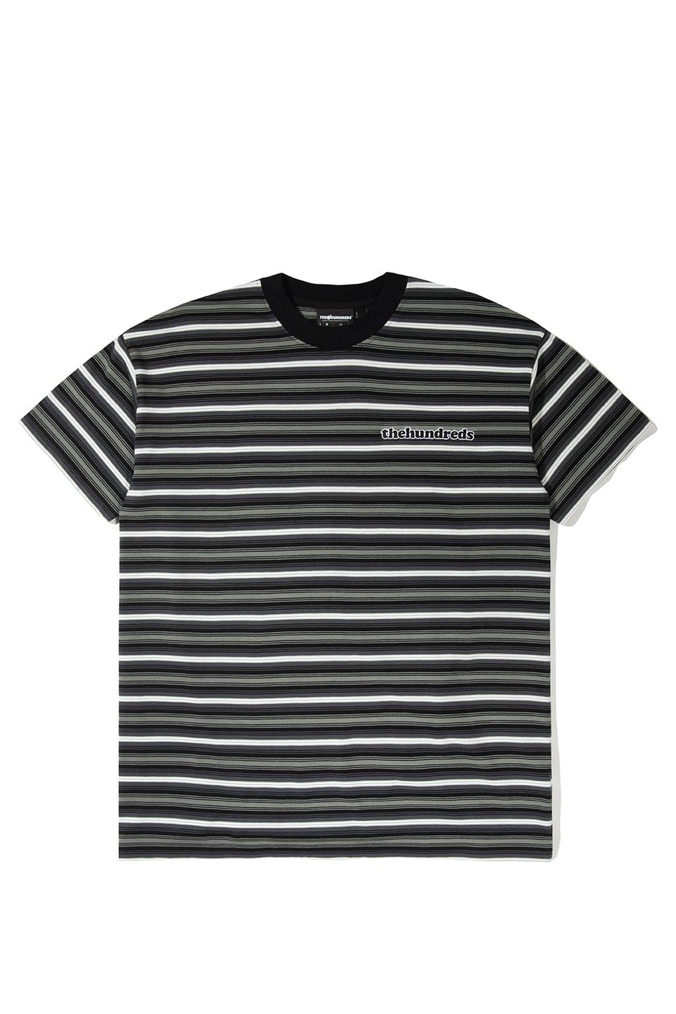The Hundreds Rowan T-Shirt TOPS Black