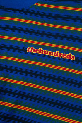 The Hundreds Rowan T-Shirt TOPS Blue