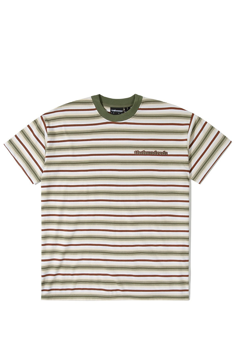 The Hundreds Rowan T-Shirt TOPS White