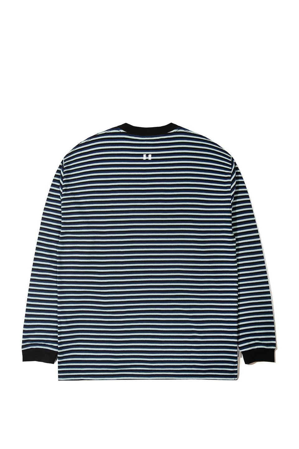 The Hundreds Jones L/S Shirt TOPS Black