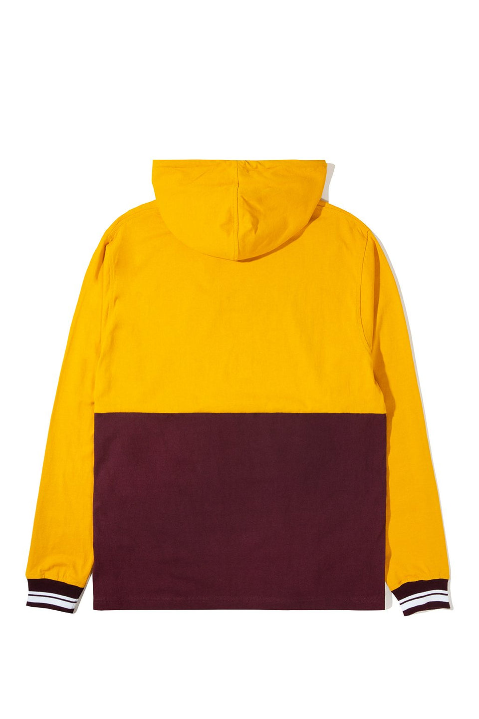 The Hundreds Sub Hooded L/S Shirt TOPS Gold