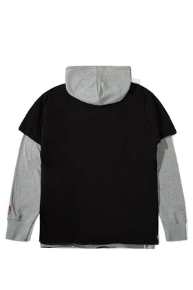 Graff Hooded L/S Shirt