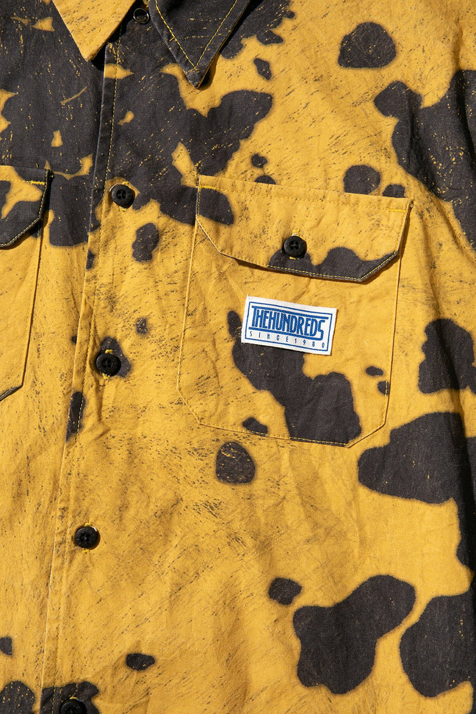 Animal S/S Button-Up