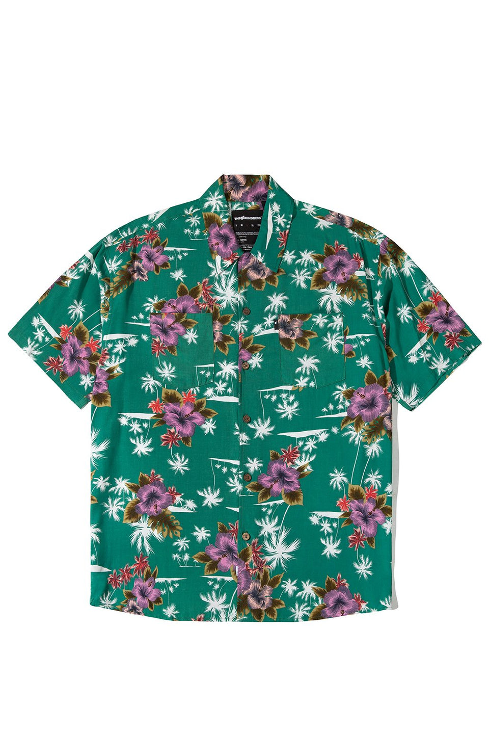 Aloha S/S Button-Up
