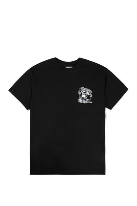 The Hundreds Wally Surf T-Shirt Black