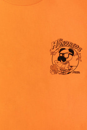 The Hundreds Wally Surf T-Shirt Orange