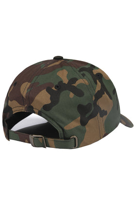 The Hundreds Rich Dad Hat Camo