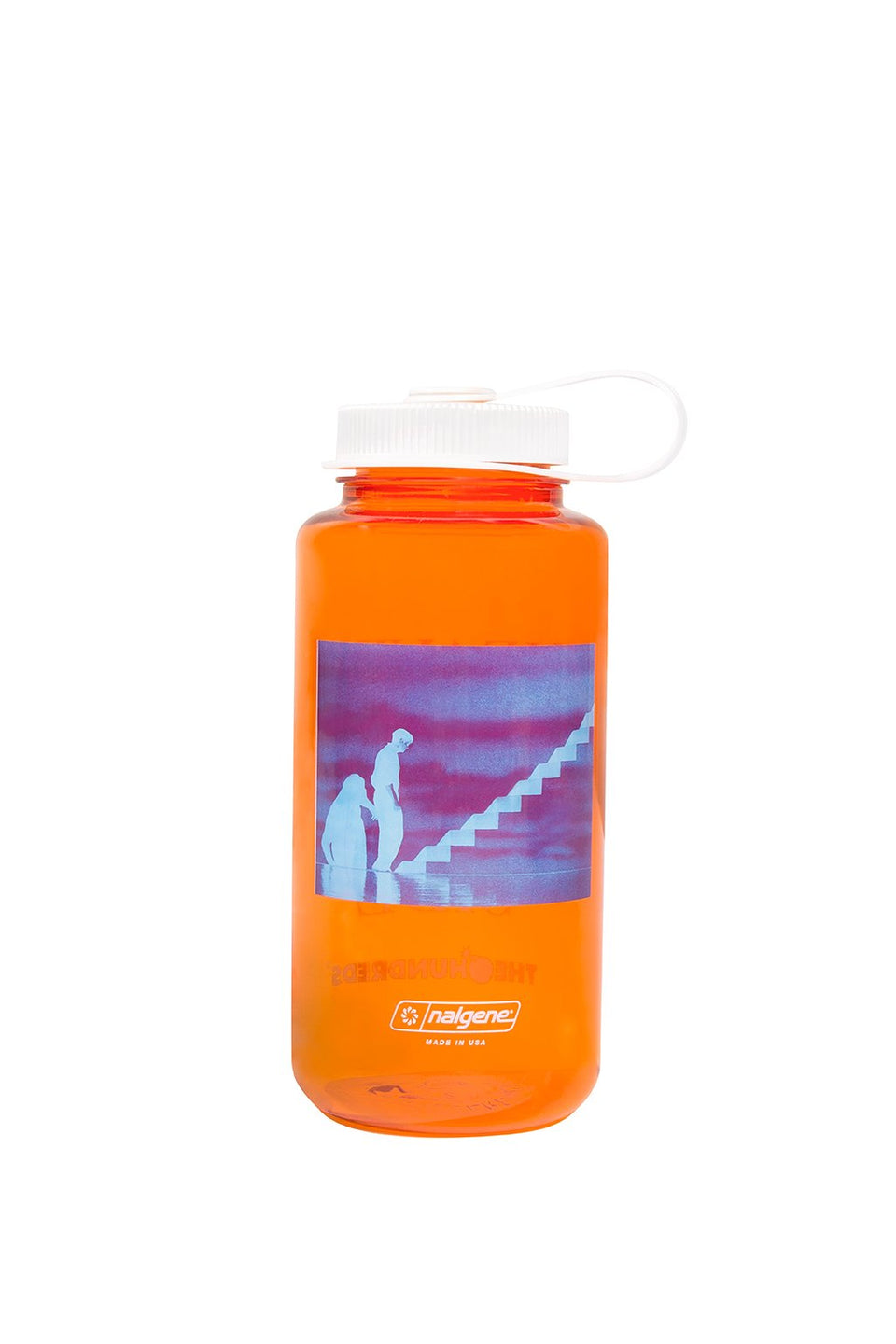 The Hundreds Heaven Water Bottle Orange
