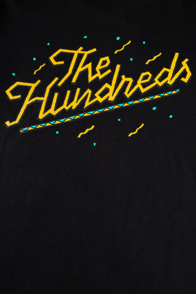 The Hundreds Beach Slant T-Shirt Black