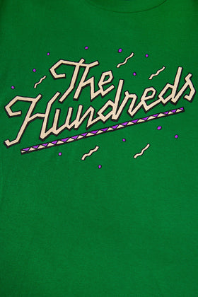 The Hundreds Beach Slant T-Shirt Kelly Green