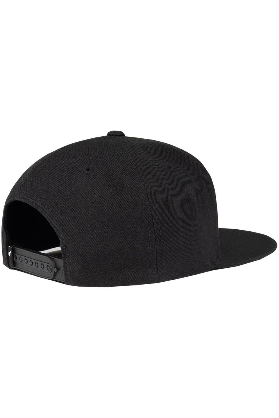 The Hundreds Forever Adam Black Snapback Cap Back