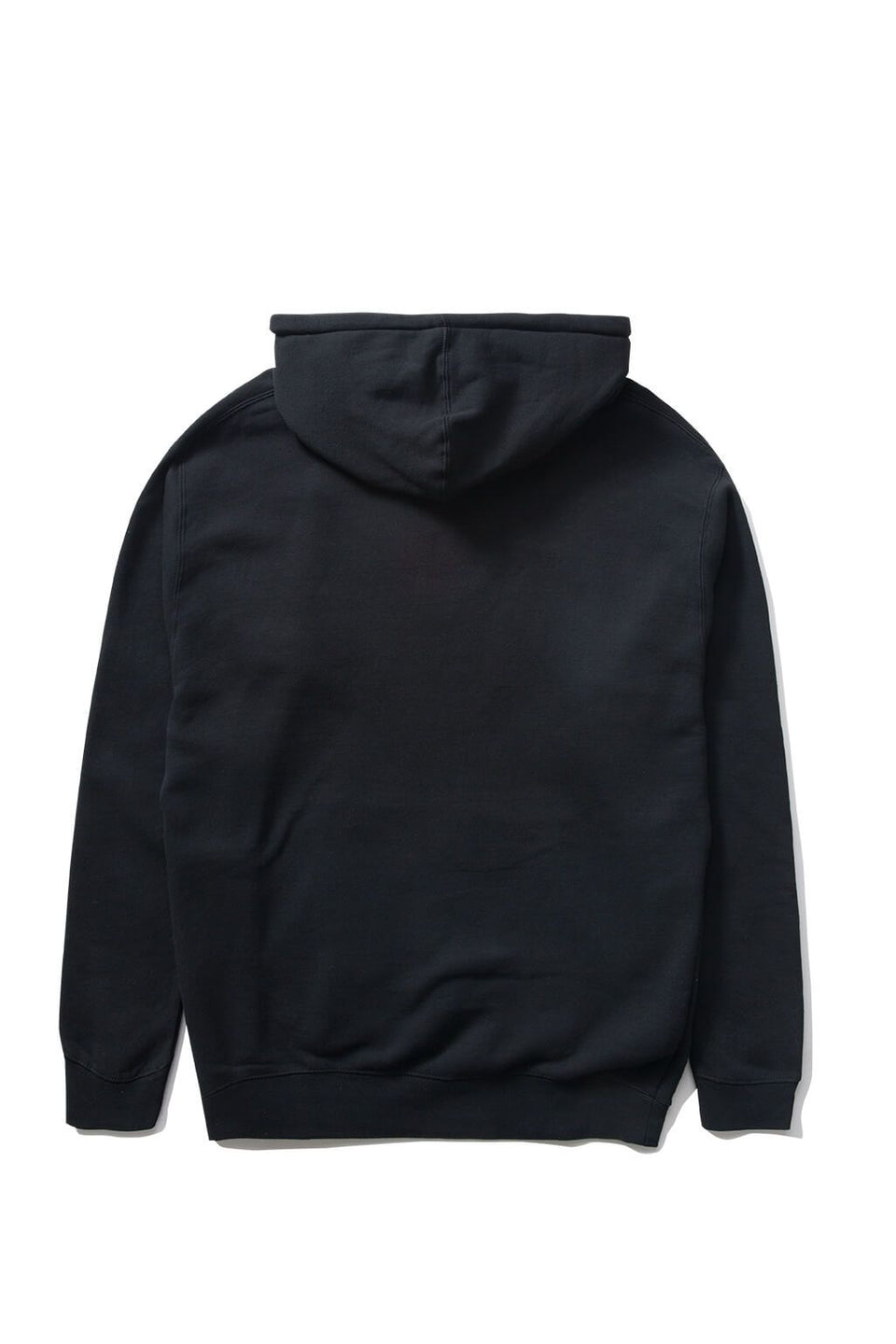The Hundreds Forever Bar Pullover Hoodie Black Back