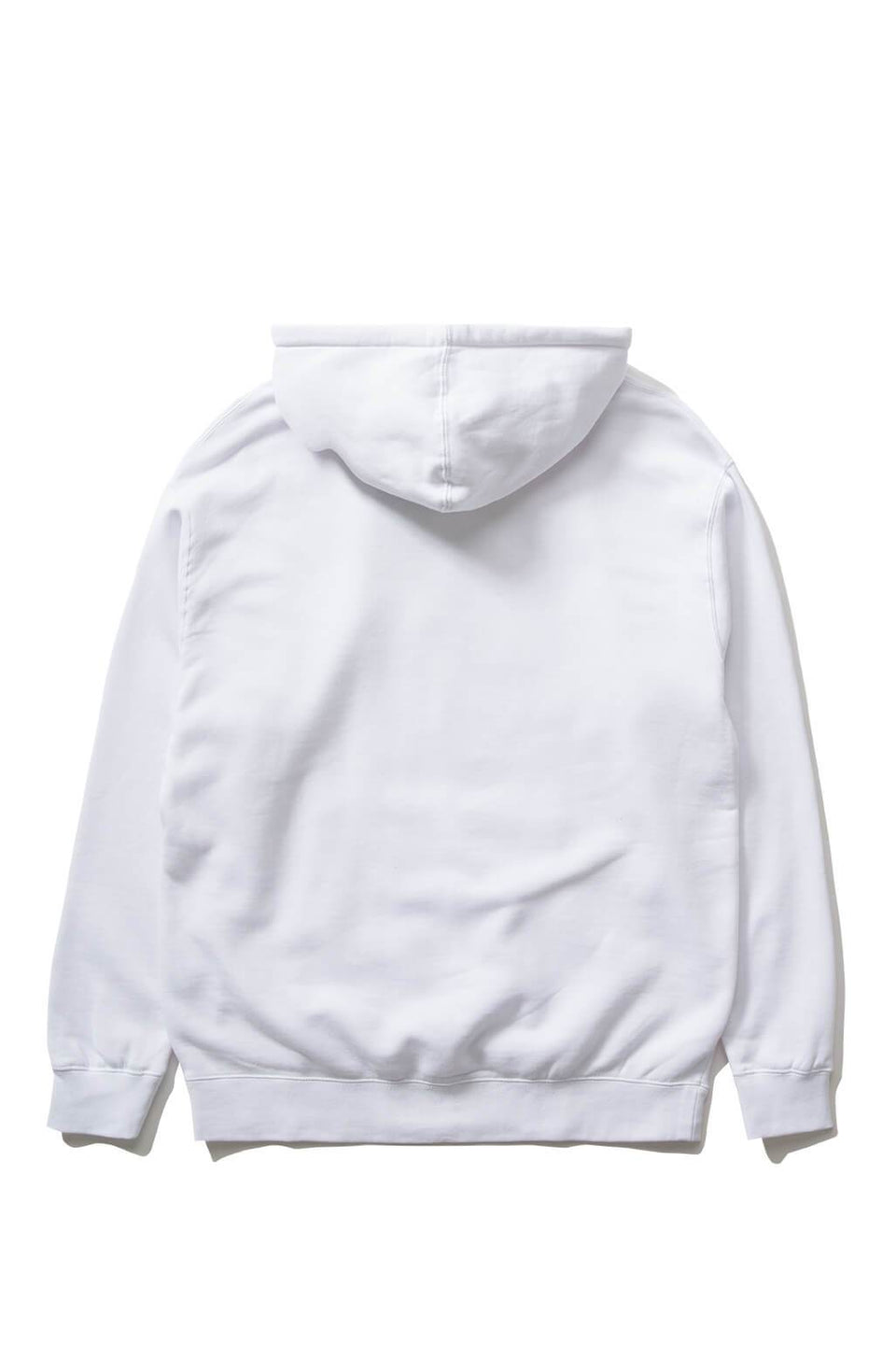 The Hundreds Forever Bar Pullover Hoodie White Back